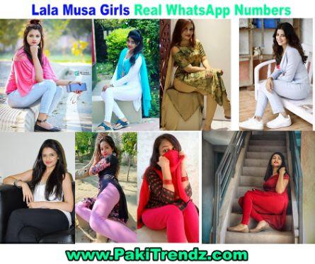 Pakistani girls phone no