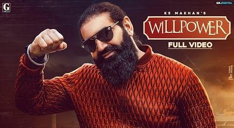 Willpower Lyrics   KS Makhan   Money Ajula   Latest Punjabi Video Song   New Song 2020