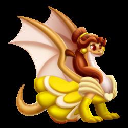 Dragón Bella