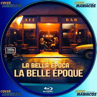 GALLETA LABEL LA BELLA ÉPOCA-LA BELLE ÉPOQUE [COVERBLU-RAY]