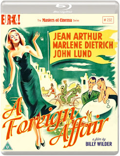 A Foreign Affair film cover
