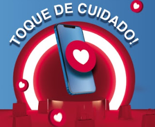 Cadastrar Toque de Cuidado Globo Drogaria Sorteio iPhone 12