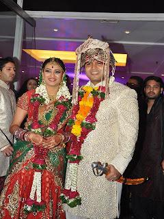 Shweta Tiwari Wedding Images