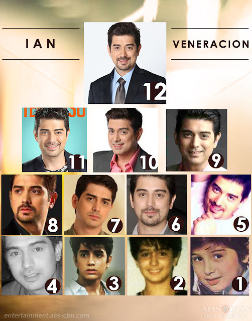 Ian Veneracion's Then And Now Photos Will Make You Think He's Immortal! Must See!