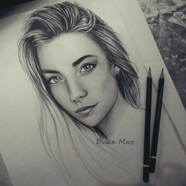 03-Pencil-Drawings-Duae-Maz-www-designstack-co