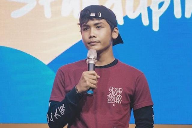 Stand Up Comedian : Bintang Emon