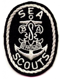 Sea Scouts Badge on Designspiration