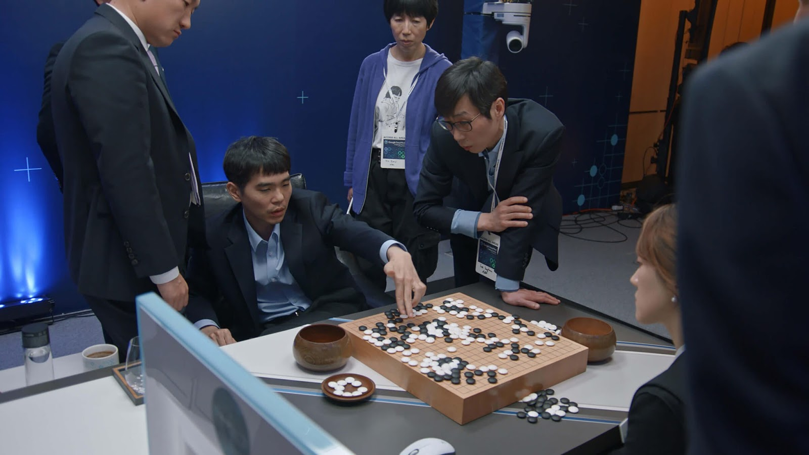 Follow DeepMind's Quest to Conquer Go Champion Lee Sedol on Netflix