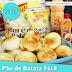 VÍDEO - Pão de Batata Fácil