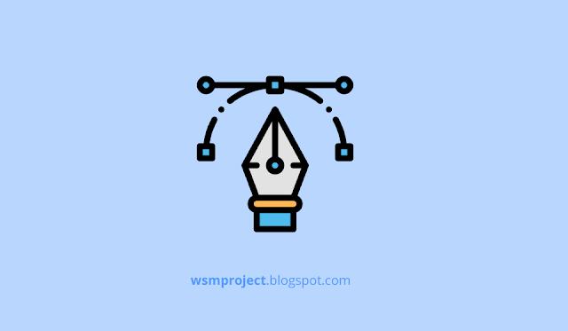 Cara Mudah Menggunakan Pentool Adobe illustrator