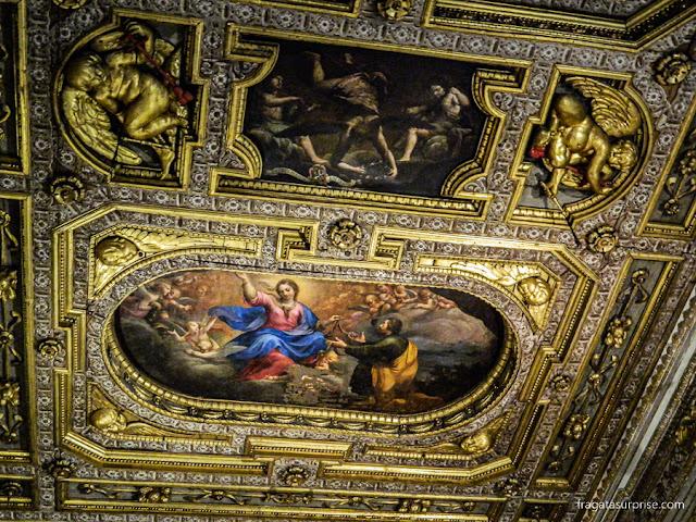 Oratório dei Battuti, Igreja de Santa Maria della Vita, Bolonha
