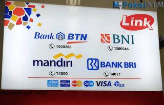 Perbedaan ATM Link dan ATM Bersama