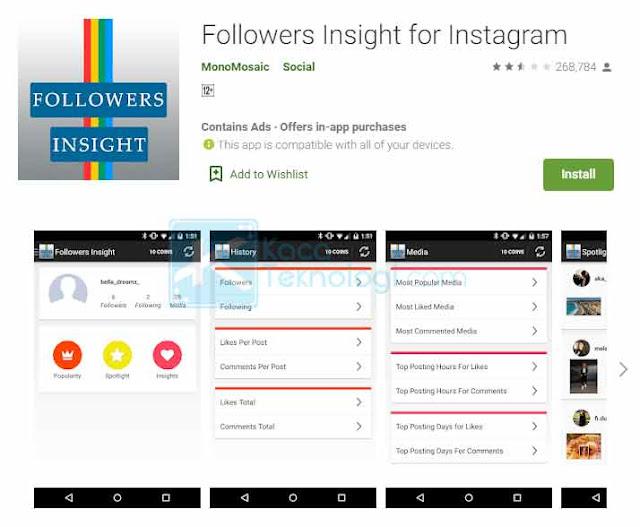 Bagaimana cara melihat/mengetahui orang yang suka stalking akun Instagram (IG) kita (stalker) dengan menggunakan aplikasi atau tanpa menggunakan aplikasi terbaru di android,pc,ios? salah satunya menggunakan instagram check satlkers atau jnckmedia.com ig stalk.