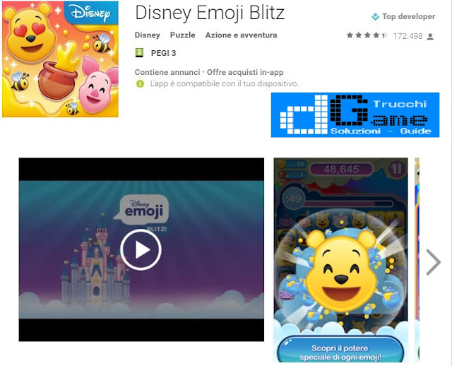 Soluzioni Disney Emoji Blitz di tutti i livelli | Walkthrough guide