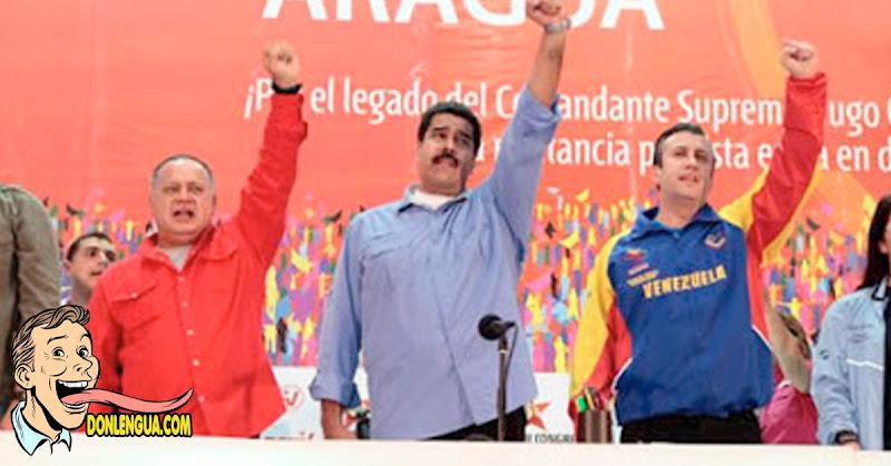 Maduro decreta 30 días más e estado de alarma por supuesta infección a Diosdado y Tareck