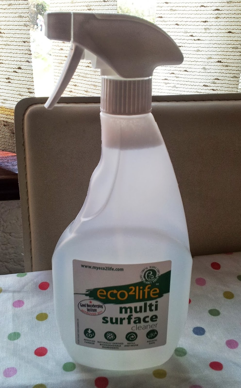 , eco2life Green Cleaning Giveway #competition