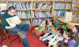Storytime at Tulla Library #2