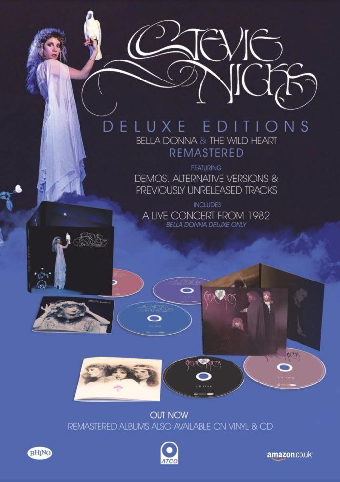 Fleetwood Mac News: Best Reissues of 2016 - Stevie Nicks and