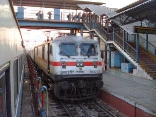 12045 New Delhi Chandigarh Shatabdi Express