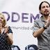 """Pablo Iglesias recuerda a Carmena que es alcaldesa gracias a la """"flexibilidad"""" de Podemos"""