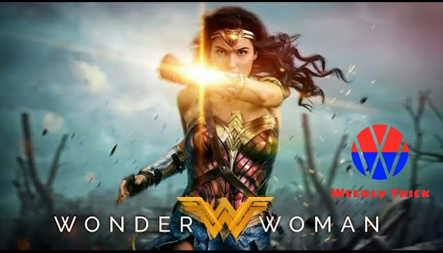 Wonder Woman Full Movie Hindi Dubbed Leaked By Filmyzilla