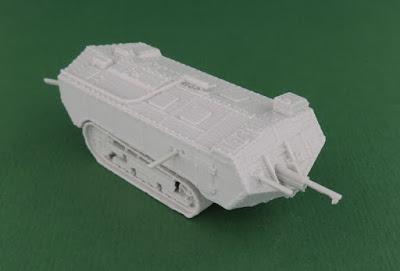 St-Chamond Tank picture 1