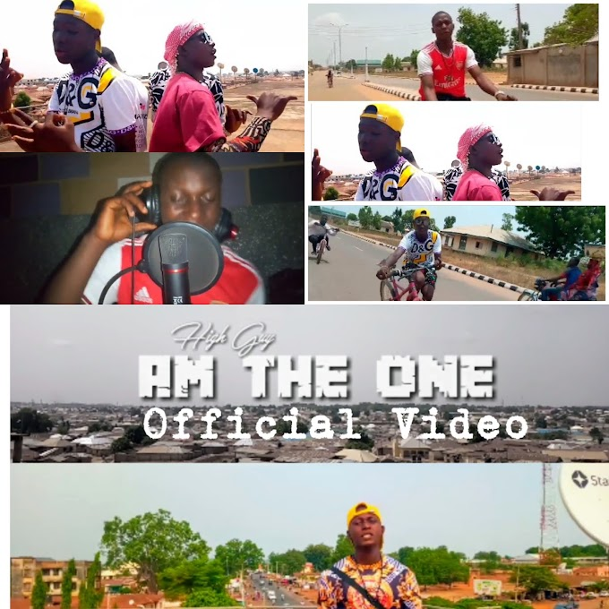 New Video: High Guy-Am the one official video