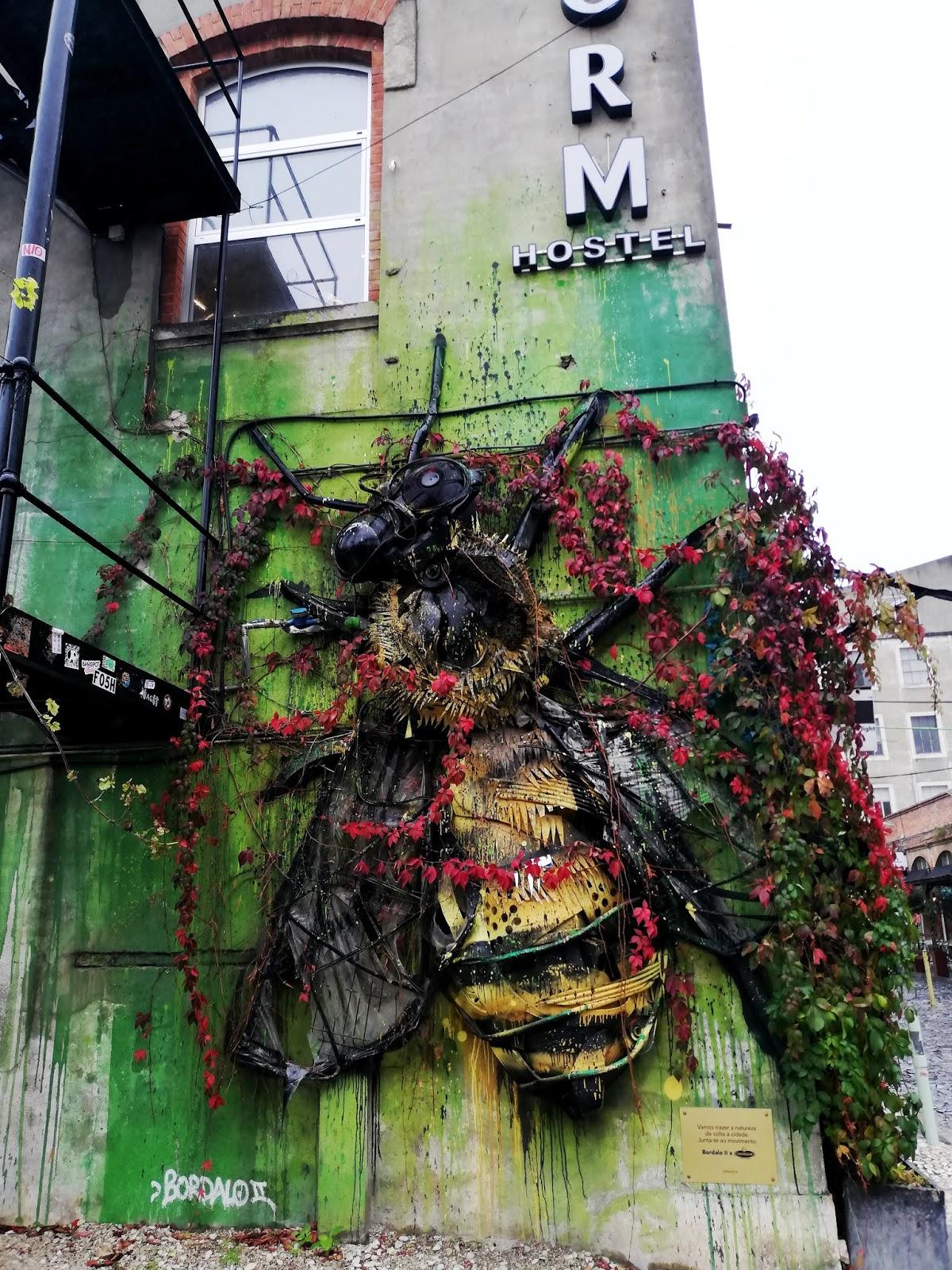 Street Art LX Factory