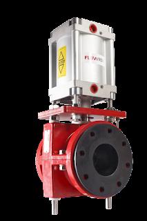 Flowrox pinch valve