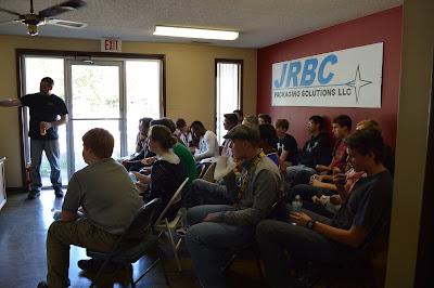 JRBC STEM EVENT