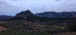 Vistas desde Horta de Sant Joan.