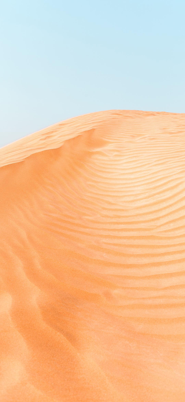Sand hill in sahara