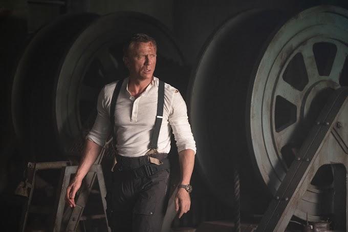 ダニエル・クレイグ主演「007」の最終章「ノー・タイム・トゥ・ダイ」が新型肺炎のコロナウイルス😷のパンデミックを考慮して、中国でのプレミア上映や宣伝活動をすべてキャンセル❌