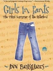 Ann Brashares - Girls in Pants PDF Download