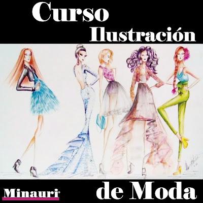 Ilustración de Moda - Fashion Design - Fashion illustration - Fashion Drawing - Dibujo de Moda - Diseño de Moda - Minauricontigo - Dibujo de Figurin - Model Drawing