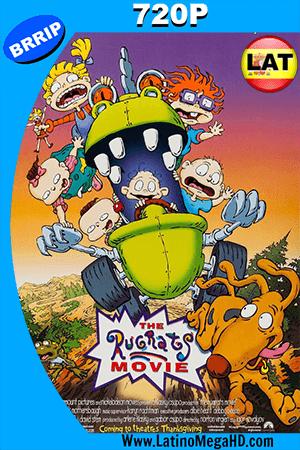 Los Rugrats: La Pelicula (1998) Latino HD 720p ()