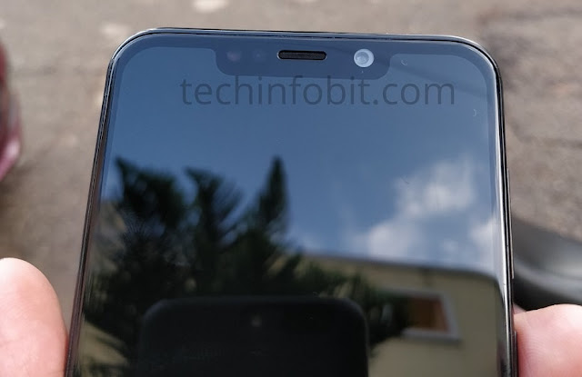 la pantalla del motorola moto one power tendria noch