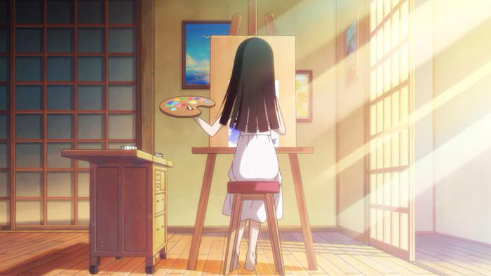 Kakushigoto: Himegoto wa Nan Desu ka anime film