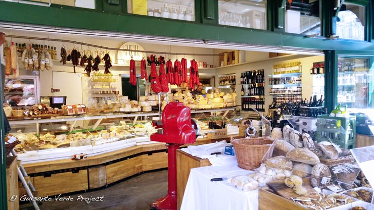 Nachmarkt - Viena, por El Guisante Verde Project