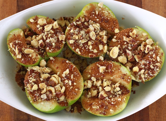 Baked Granny Smith Apples 89