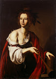 Allegory of History by Jose de Ribera - History Paintings from Hermitage Museum