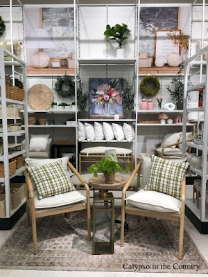 Spring Home Decor from Target, last week's most viewed post!
