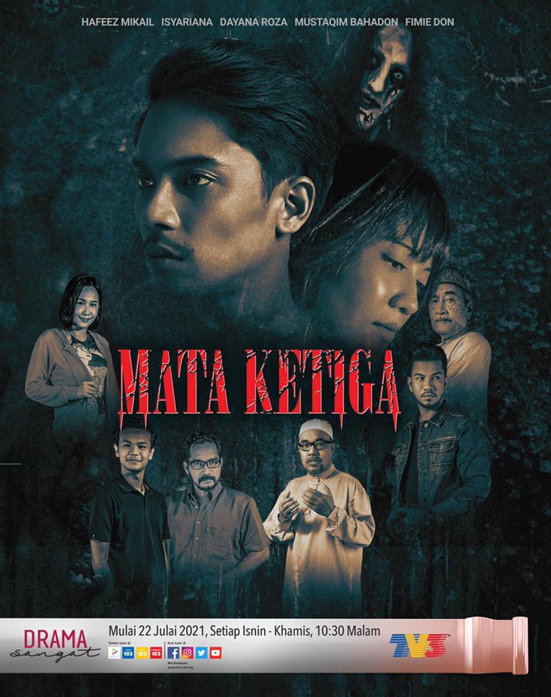 Drama Mata Ketiga TV3