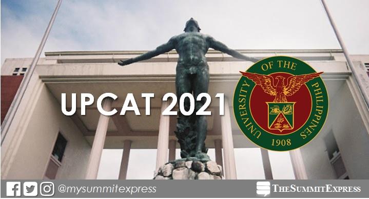 UPCAT 2021 schedule, online application updates