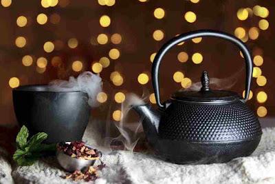 وصفة الشاي الاسود للتنحيف