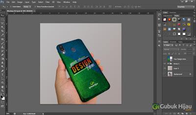 Mockup Case Samsung M20 gubukhijau.com