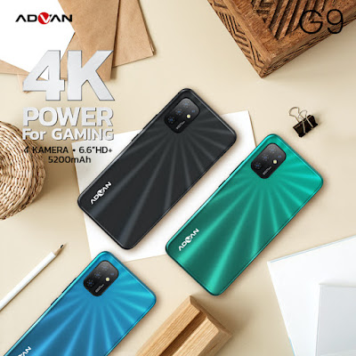 advan g9 4K power
