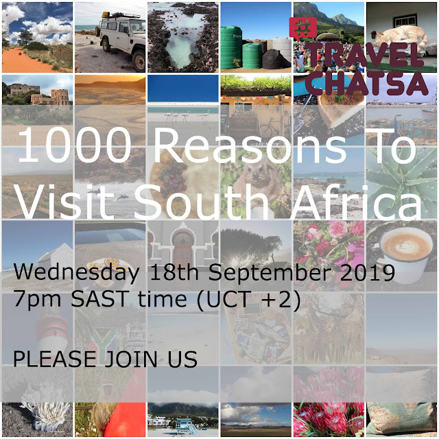 Invite 1000 reasons to visit South Africa - TravelChatSA