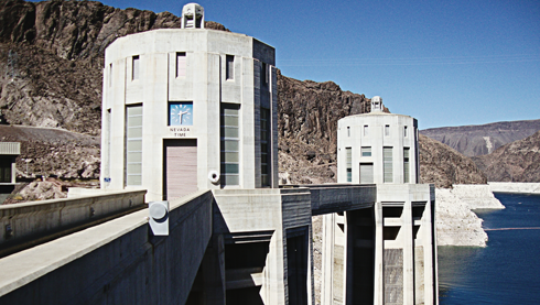 hoover dam lake mead las vegas