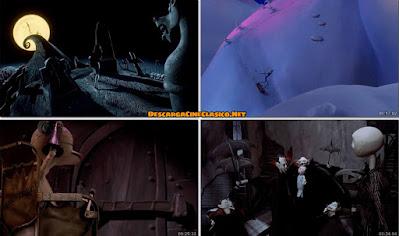 Pesadilla antes de Navidad (1993) - Descargar - El extraño mundo de Jack